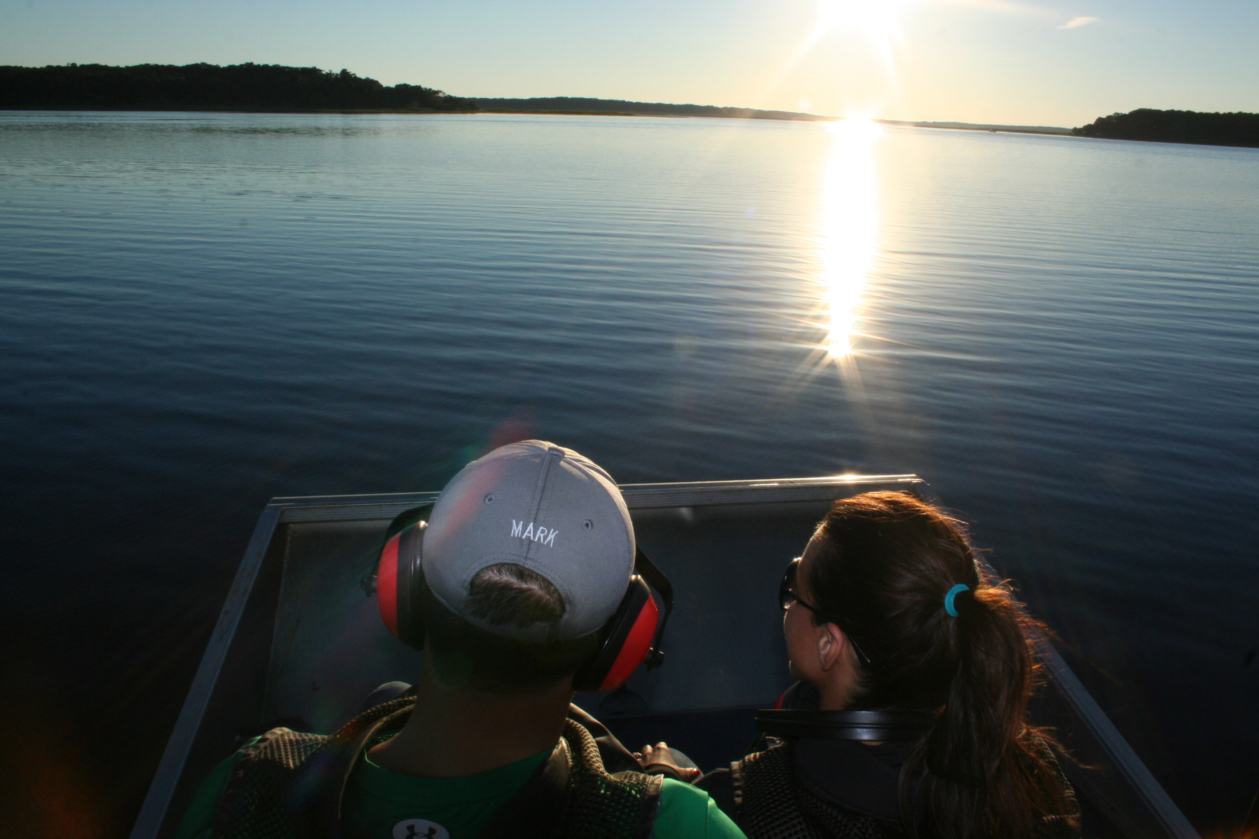 Sunset Tours Alligators Unlimited Airboat Tours