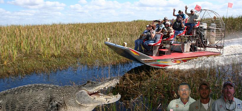 Airboat Tours Florida Tampa